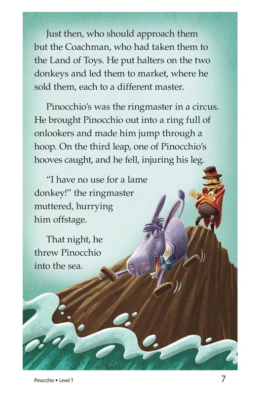 Book Preview For Pinocchio, Part 3 Page 7
