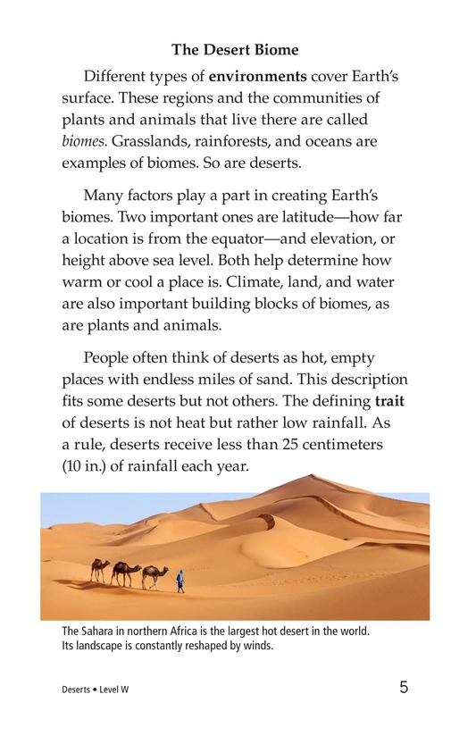 Book Preview For Deserts Page 5