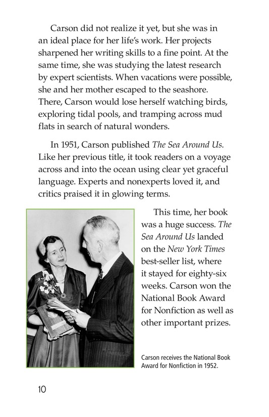 Book Preview For Rachel Carson Page 10