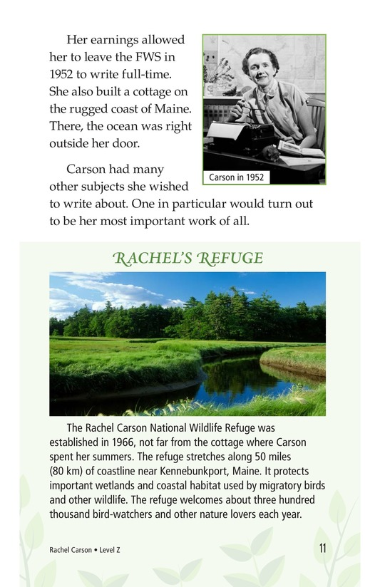 Book Preview For Rachel Carson Page 11