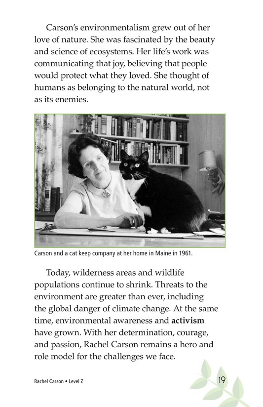 Book Preview For Rachel Carson Page 19