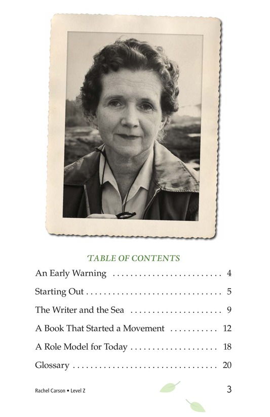 Book Preview For Rachel Carson Page 3
