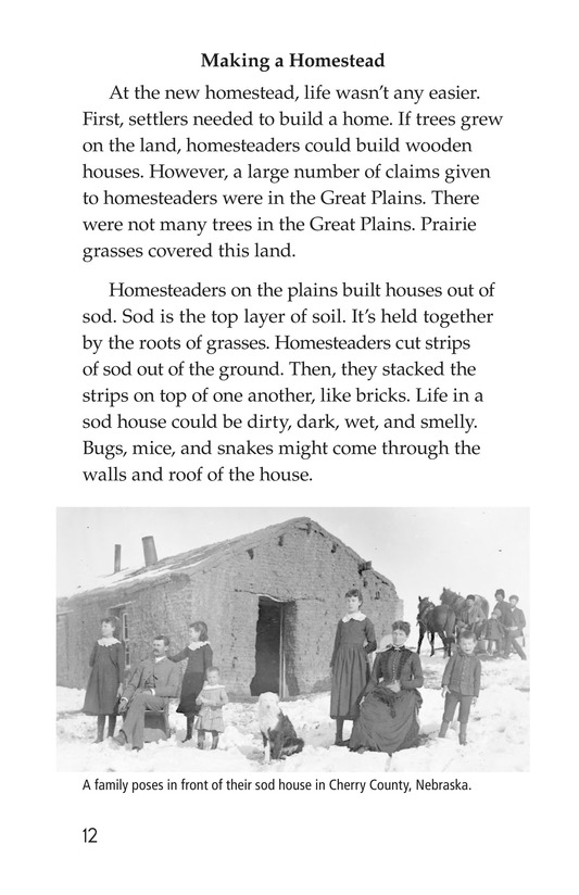 Book Preview For The Homestead Act Page 12