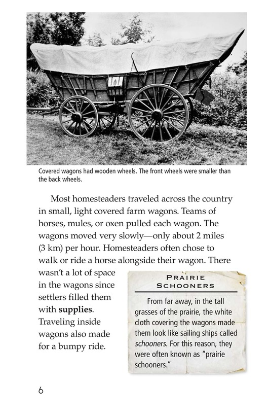 Book Preview For The Lives of Homesteaders Page 6