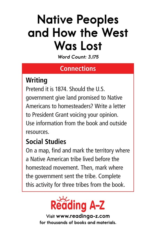 Book Preview For Native Peoples and How the West Was Lost Page 25