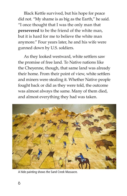 Book Preview For Native Peoples and How the West Was Lost Page 6