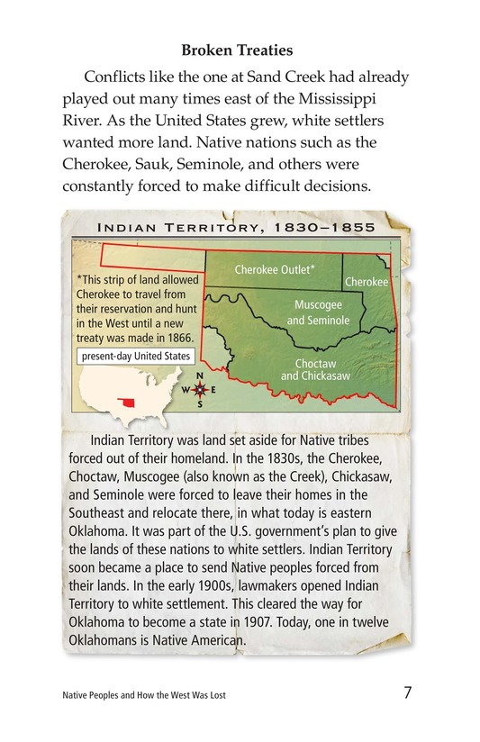 Book Preview For Native Peoples and How the West Was Lost Page 7