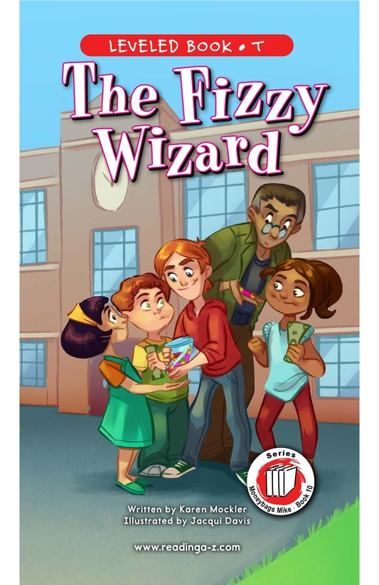 Book Preview For Book 10: The Fizzy Wizard Page 0