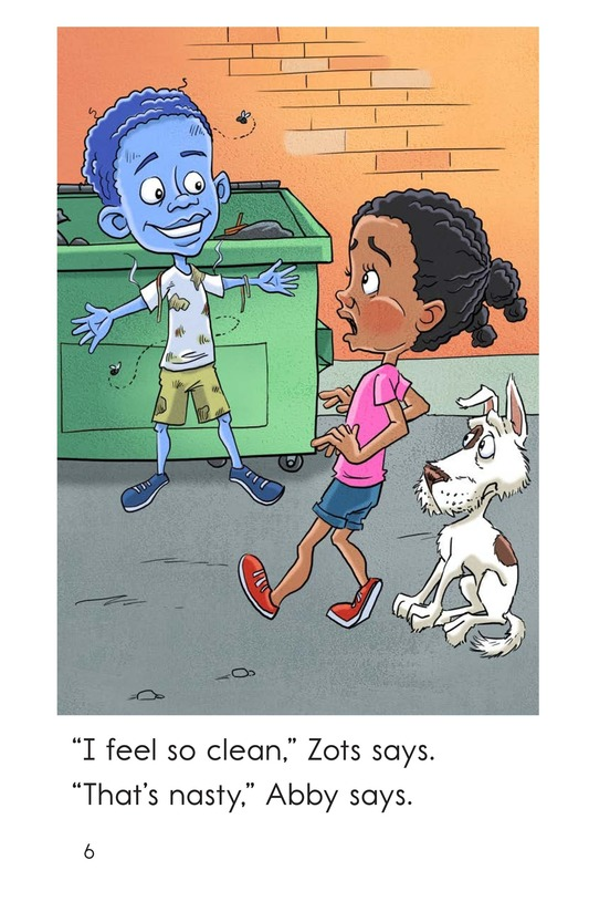 Book Preview For Zots Gets Clean Page 6