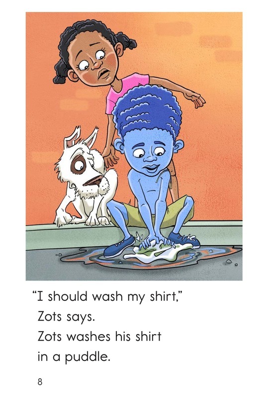 Book Preview For Zots Gets Clean Page 8