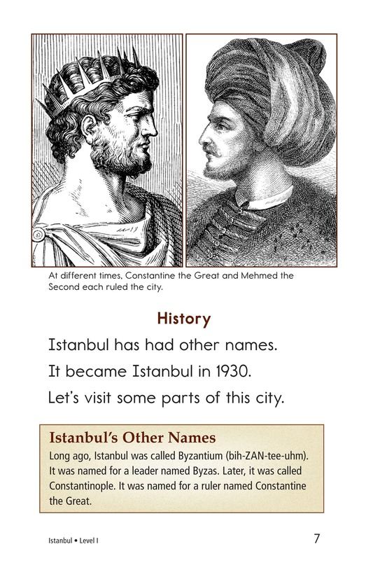 Book Preview For Istanbul Page 7
