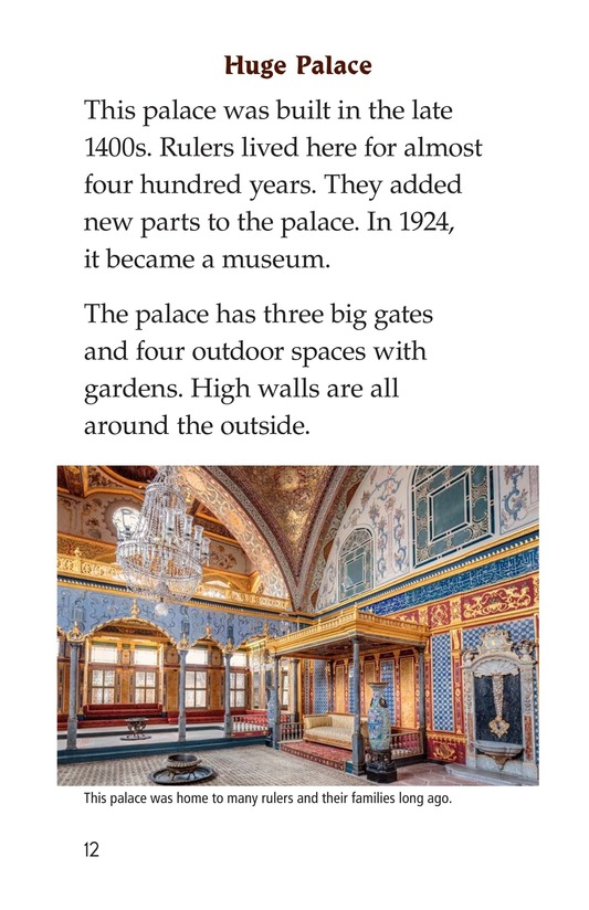 Book Preview For Istanbul Page 12