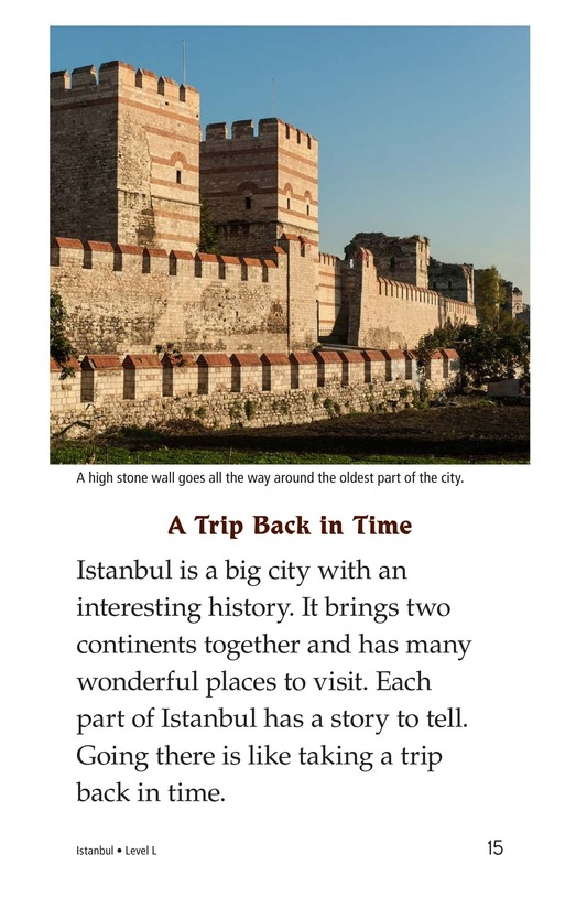 Book Preview For Istanbul Page 15