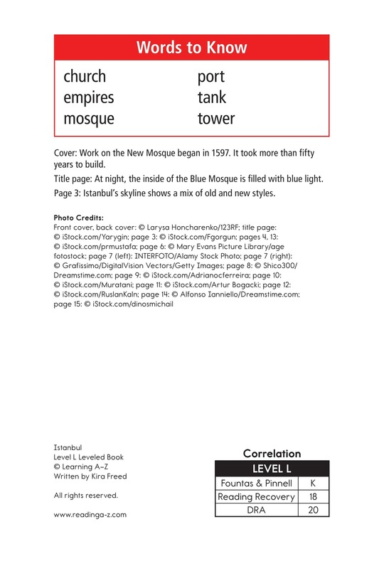 Book Preview For Istanbul Page 2