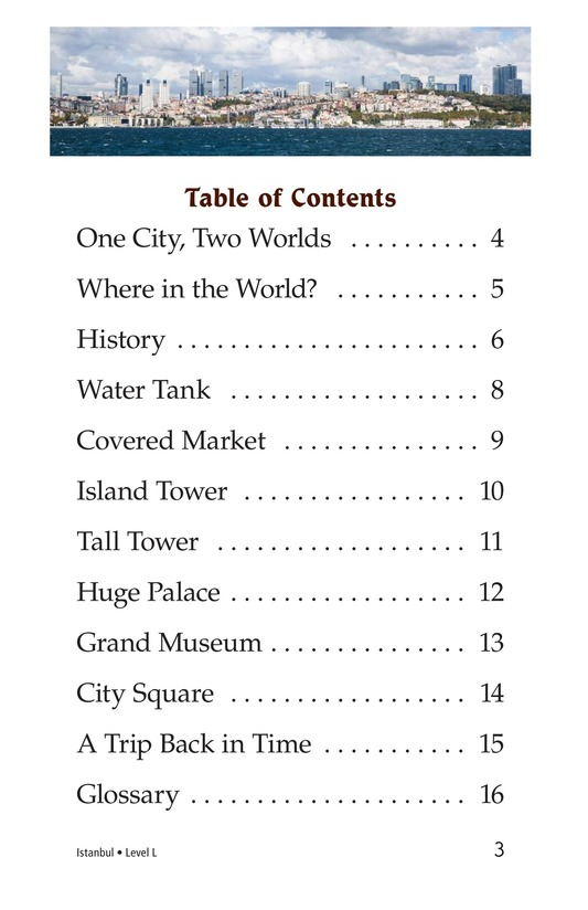 Book Preview For Istanbul Page 3