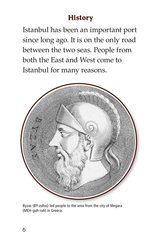 Book Preview For Istanbul Page 6