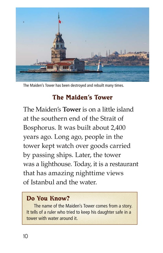 Book Preview For Istanbul Page 10