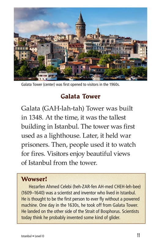 Book Preview For Istanbul Page 11