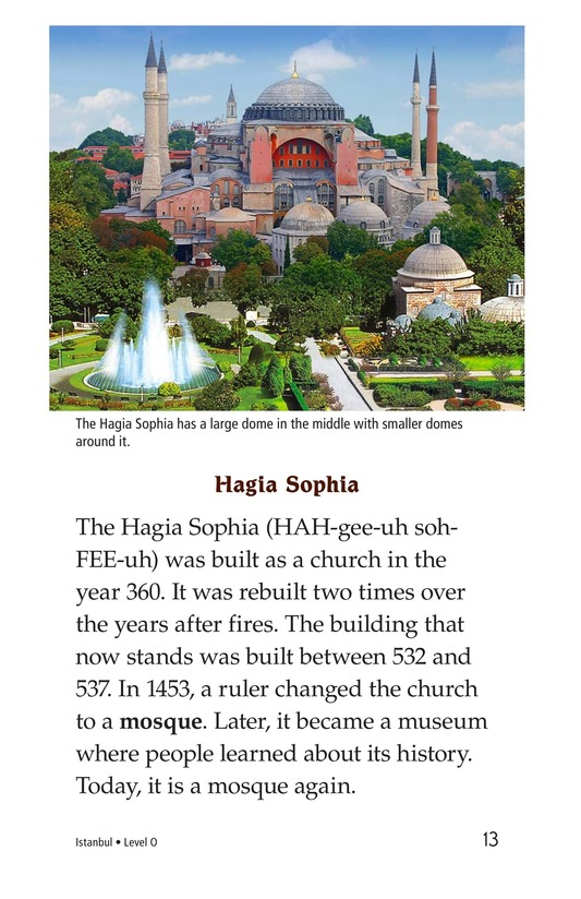 Book Preview For Istanbul Page 13
