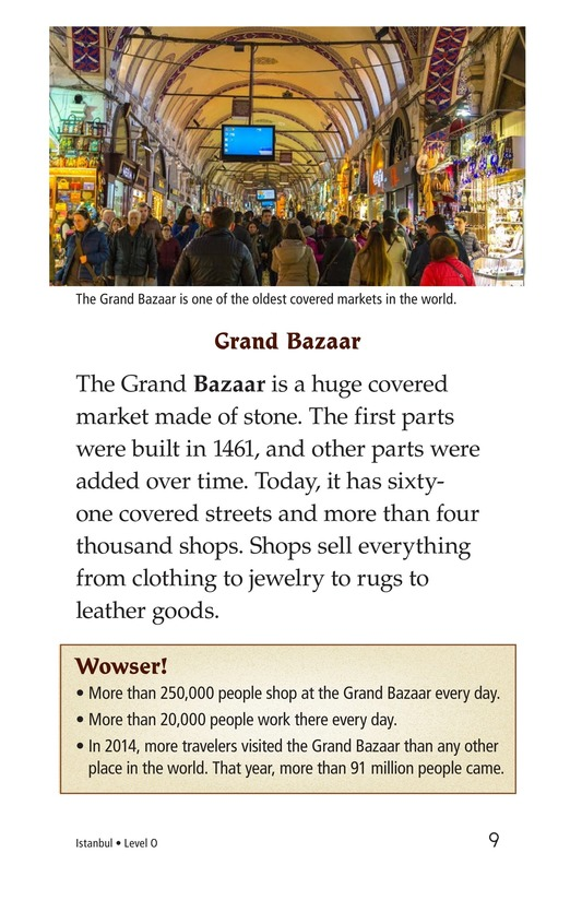 Book Preview For Istanbul Page 9