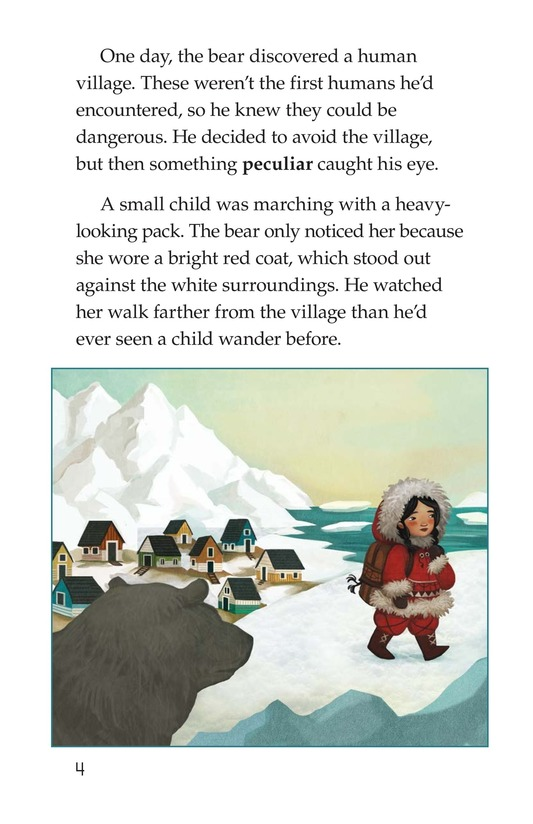 Book Preview For Polar Bear's Promise Page 4
