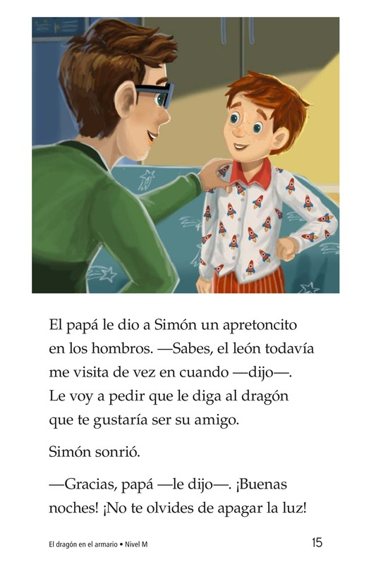 Book Preview For The Dragon in the Closet Page 15