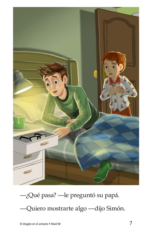 Book Preview For The Dragon in the Closet Page 7