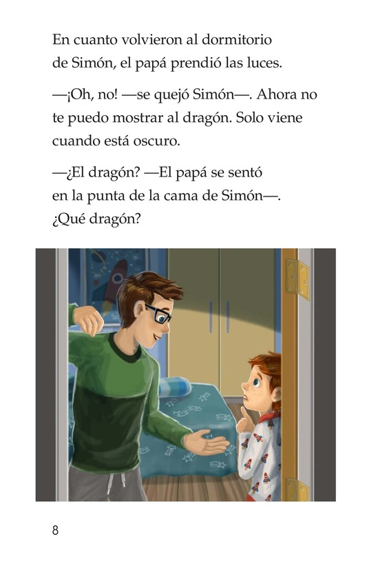 Book Preview For The Dragon in the Closet Page 8