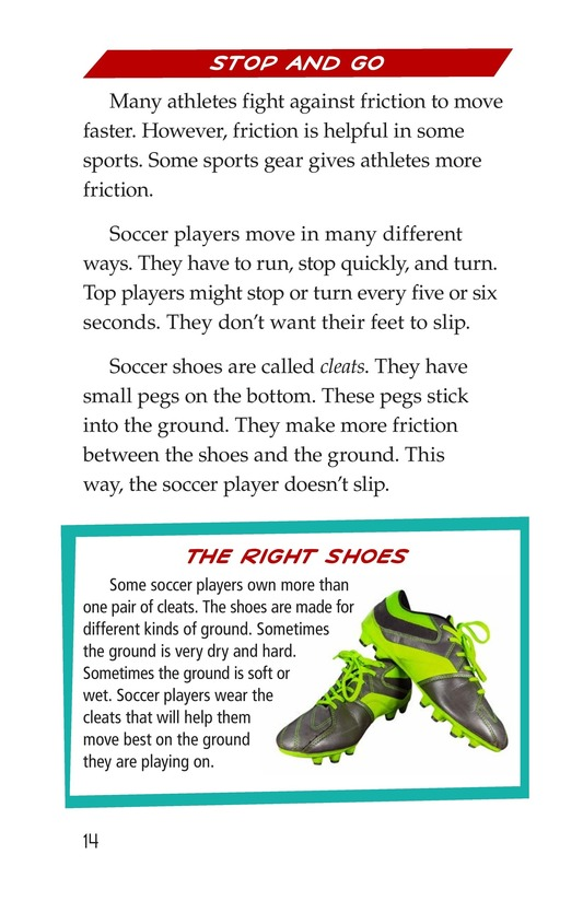 Book Preview For Gear for the Game Page 14