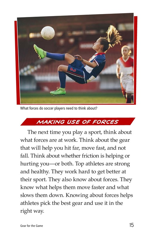 Book Preview For Gear for the Game Page 15