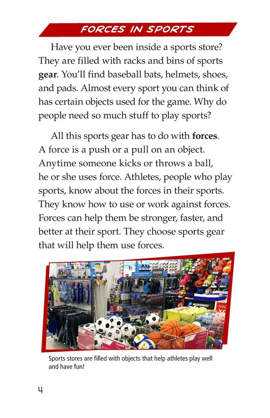 Book Preview For Gear for the Game Page 4