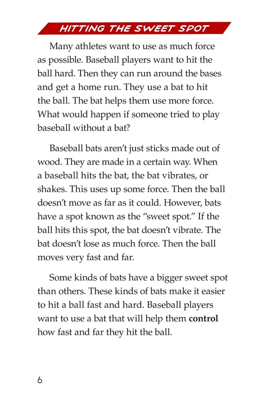 Book Preview For Gear for the Game Page 6