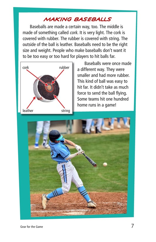 Book Preview For Gear for the Game Page 7