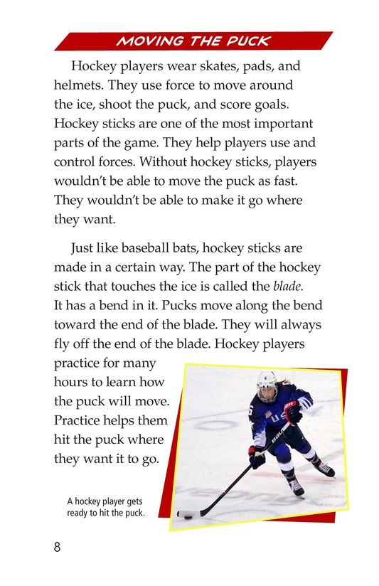 Book Preview For Gear for the Game Page 8
