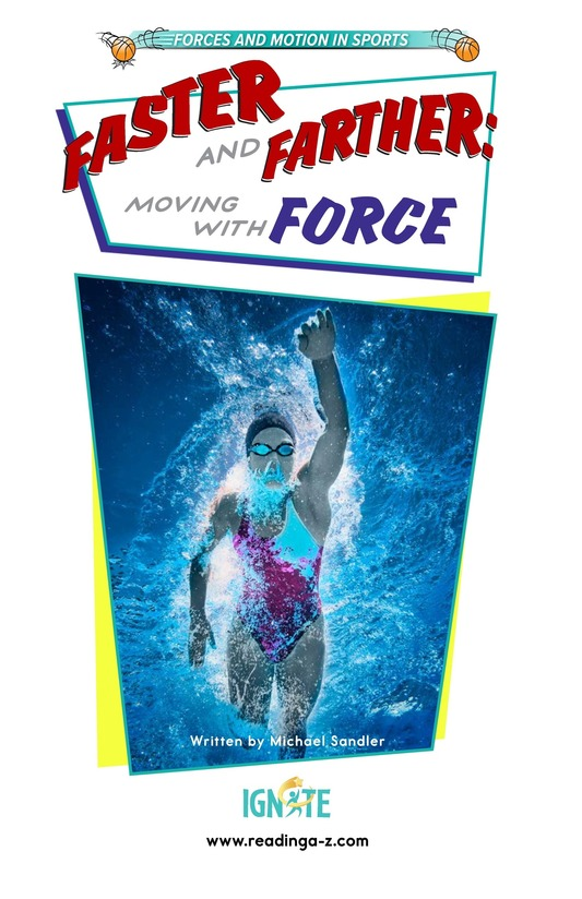 Book Preview For Faster and Farther: Moving with Force Page 0