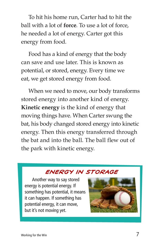 Book Preview For Working for the Win Page 7