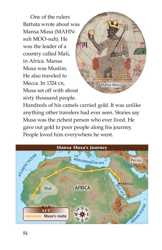 Book Preview For The Silk Road: East Meets West Page 14