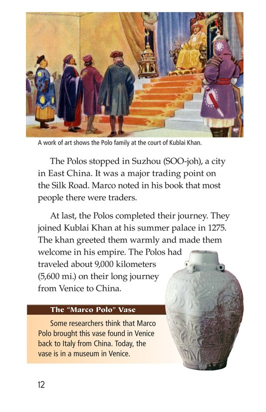 Book Preview For Marco Polo's Travels Page 12