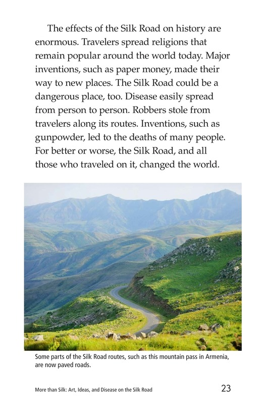 Book Preview For More Than Silk: Ideas, Art, and Disease on the Silk Road Page 23