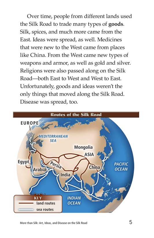 Book Preview For More Than Silk: Ideas, Art, and Disease on the Silk Road Page 5