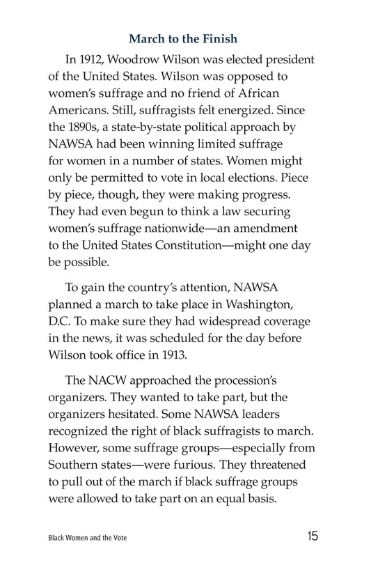Book Preview For Black Women and the Vote Page 15