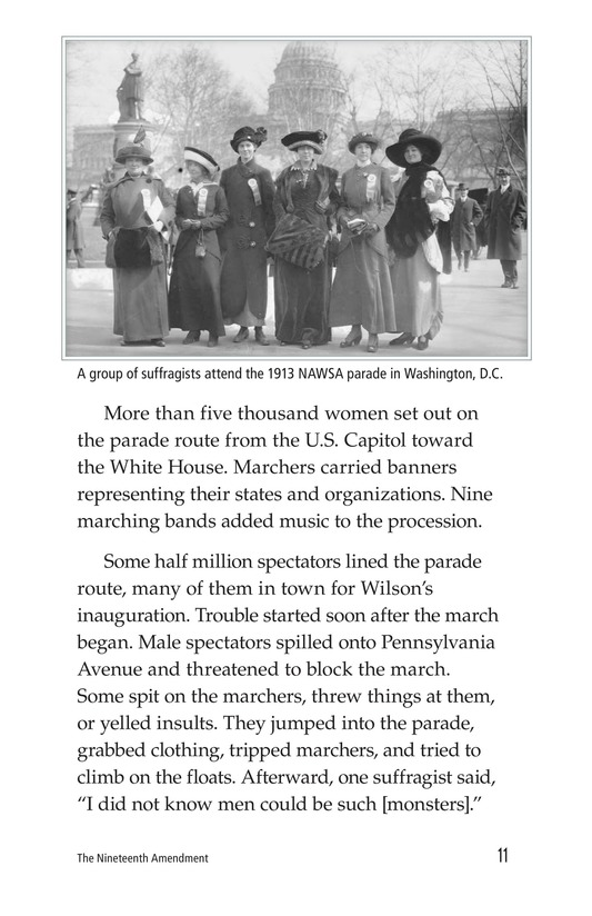 Book Preview For The Nineteenth Amendment Page 11