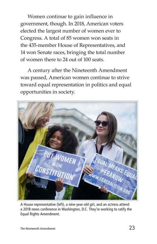 Book Preview For The Nineteenth Amendment Page 23