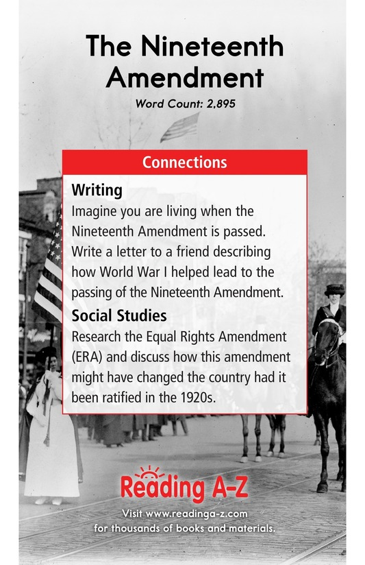 Book Preview For The Nineteenth Amendment Page 25