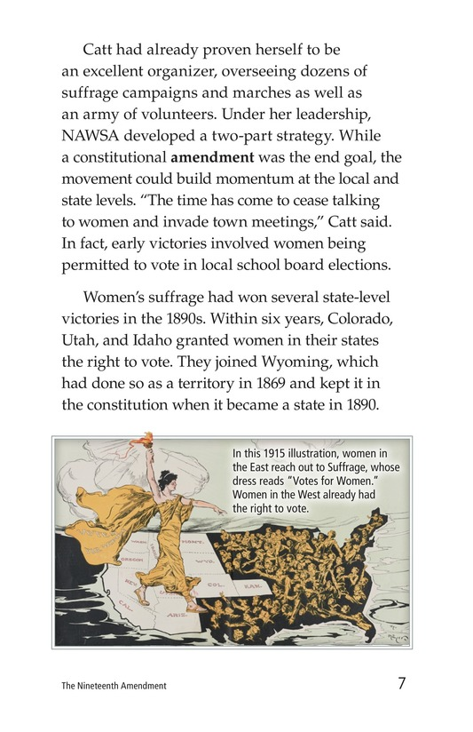 Book Preview For The Nineteenth Amendment Page 7