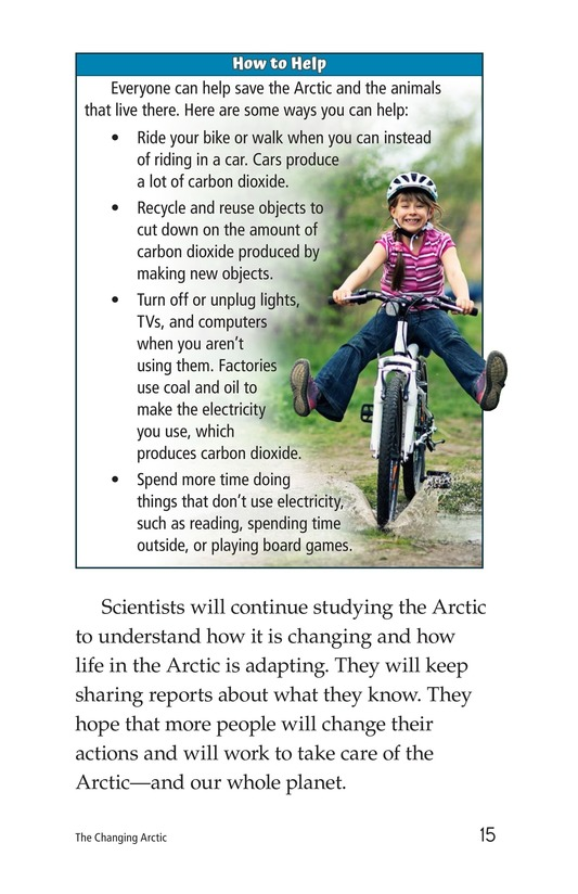 Book Preview For The Changing Arctic Page 15