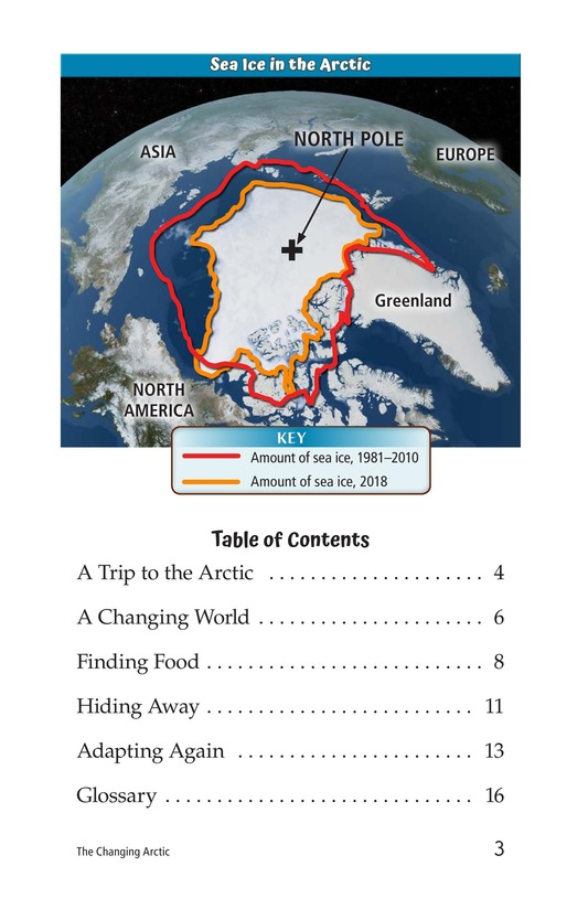 Book Preview For The Changing Arctic Page 3