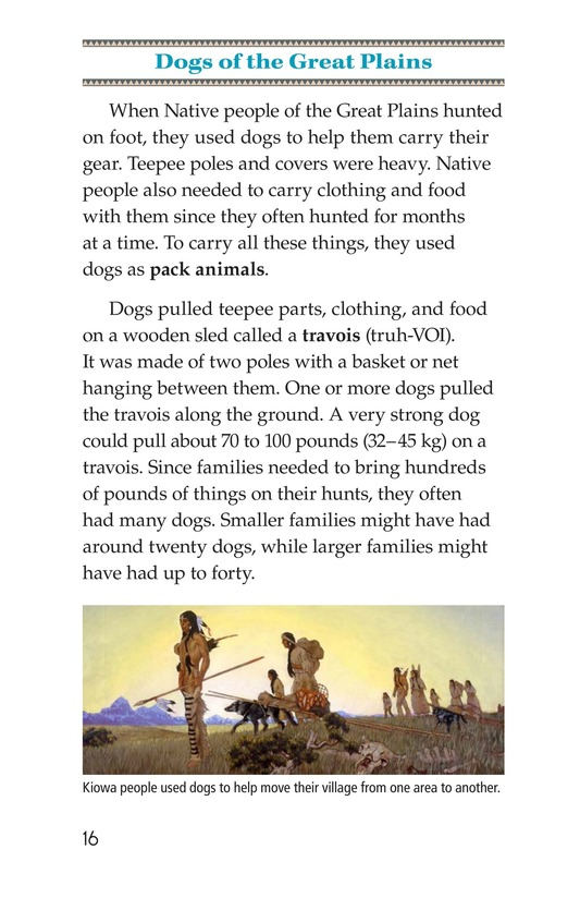 Book Preview For Life Before the Europeans Came Page 16