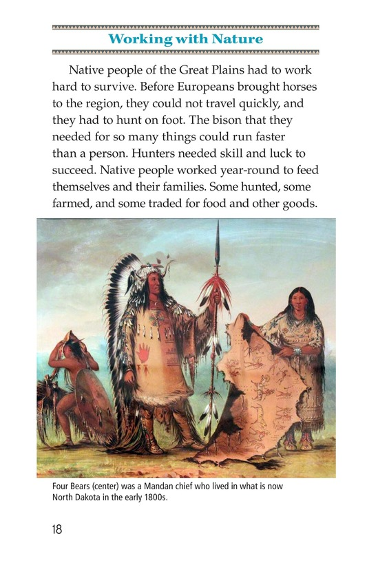 Book Preview For Life Before the Europeans Came Page 18