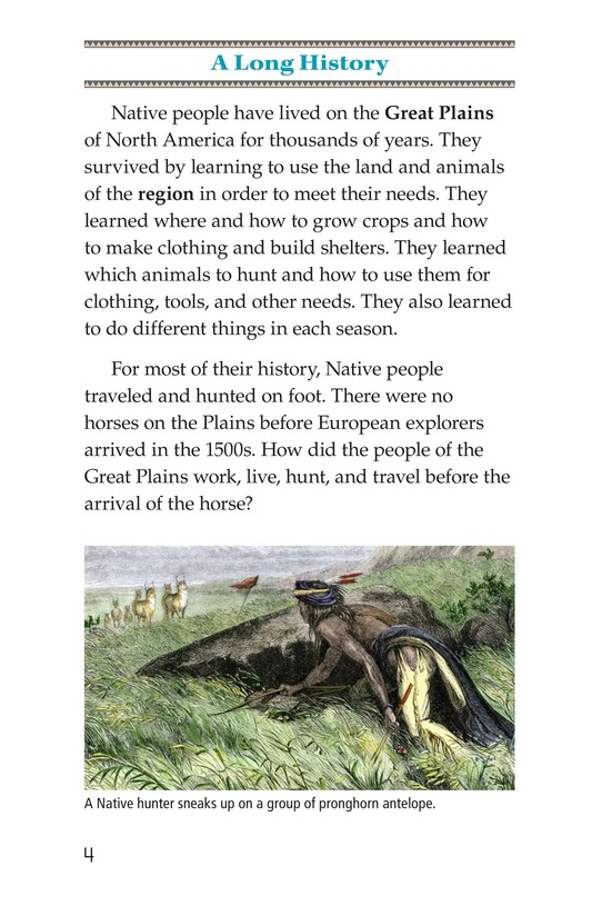 Book Preview For Life Before the Europeans Came Page 4